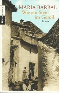 Buchcover: Maria Barbal – Wie ein Stein im Geröll
