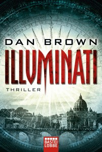 Buchcover von Dan Browns Roman Illuminati