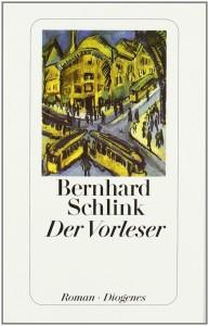 Buchcover Bernhard Schlink – Der Vorleser