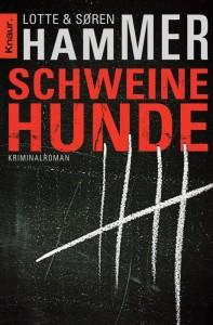 Buchcover: Søren und Lotte Hammer – Schweinehunde