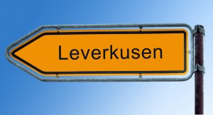Werbelektorat in Leverkusen