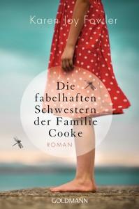 Buchcover: Karen Joy Fowler – Die fabelhaften Schwestern der Familie Cooke